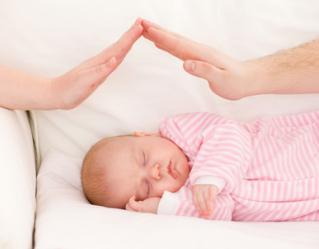 Möglichkeiten zur Prävention des plötzlichen Kindstod