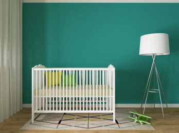 Fabulous Babybett - die Sicherheit steht hier an erster Stelle JO83