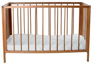 Extrem Babybett - die Sicherheit steht hier an erster Stelle ND22