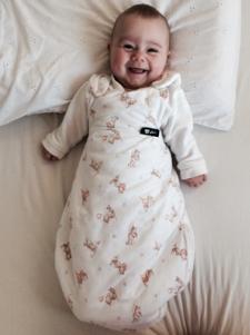 Prävention durch Babyschlafsack