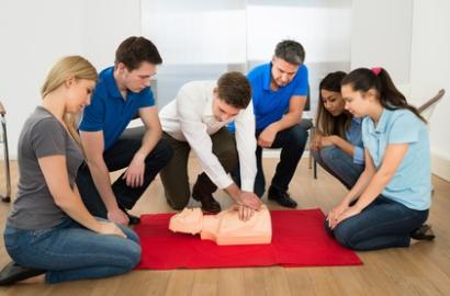 Erste-Hilfe-Kurs für Eltern