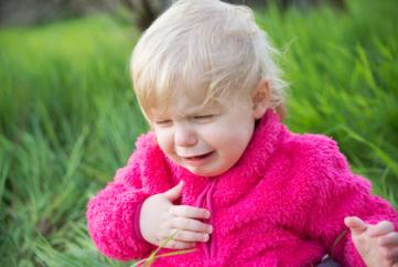 Fremdkörper in Atemwegen bei Baby und Kind