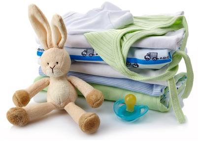 Gefahrenstoffe in Babykleidung
