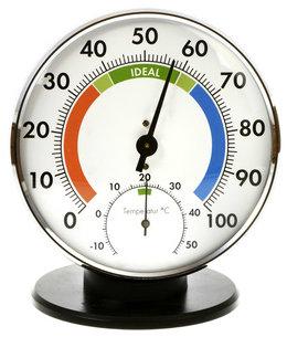 Baby Temperatur und Luftfeuchtigkeit