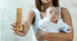 Raumklima Baby und Kleinkind